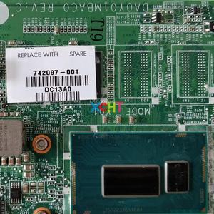 Image 3 - 742097 001 w 2955U CPU DA0Y01MBAC0 UMA สำหรับ HP Chromebook 14 14 Q Series G1 UMA NoteBook PC แล็ปท็อปทดสอบ