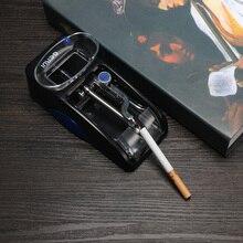 단일 튜브 담배 인젝터 롤러 8mm 튜브 롤링 담배 메이커 롤링 기계 담배 충전 기계