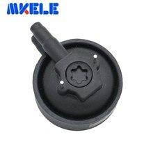 QYK-02-B211-NO / NC Micro Pressure Switch 0.2 Mpa, 250 VAC Double Port Normally Open Negative Pressure Switch