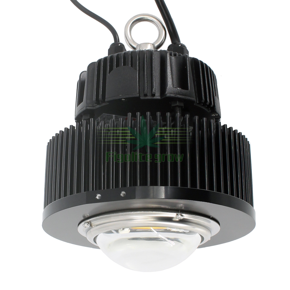 Novo DIY 100w COB CXB3590 Chip cresce a luz LED com HBG-100-36B para planta indoor crescer substituir HPS 400w cresce a luz