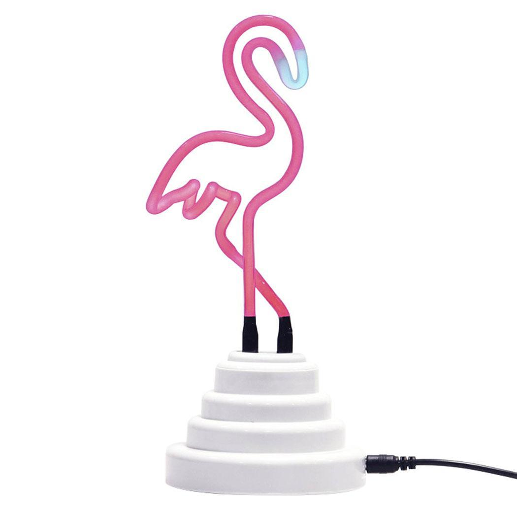Decorative Pattern 7th Creative Battery 4 Neon Lamp Decorative 5 included W Dual charge not 1 Party Christmas Light USB