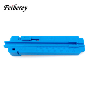 Image 5 - 3 in 1 FTTH Fiber Optic Stripper Tool Kit CFS 2 CFS 3 Optical Fiber Stripping Plier Indoor Drop Cable Sheath Peeling Plier