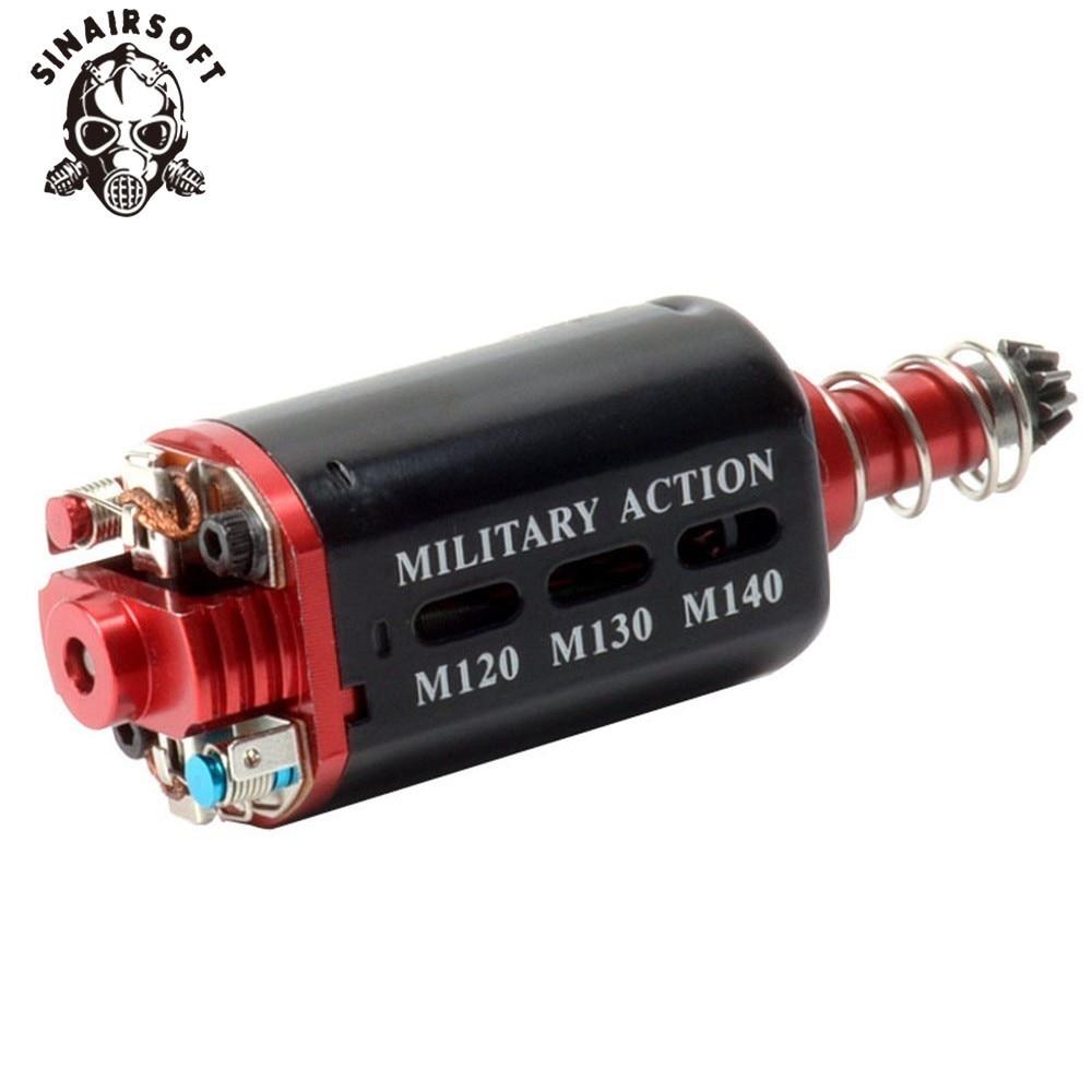 High Speed AEG Motor Long/Short Axis For AK M16/M4/MP5/G3/P90 AEG Series Fits For M120 M130 M140 Spring AccessoriesHigh Speed AEG Motor Long/Short Axis For AK M16/M4/MP5/G3/P90 AEG Series Fits For M120 M130 M140 Spring Accessories