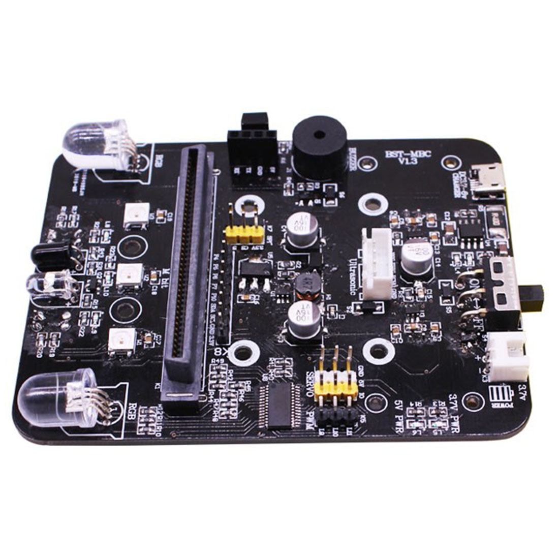 High Tech Toys Multifunction Expansion Board Learning Kit for Stem Maker Education Programmable Toys Parts School Education