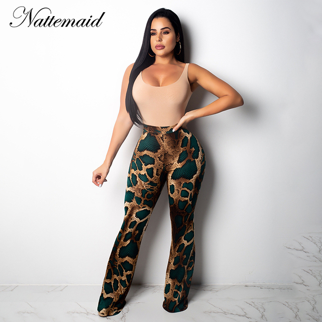 fb8725a051eb NATTEMAID Leopard Rompers Womens Jumpsuit Strapless Sleeveless Summer  Bodycon Jumpsuit Casual Club Sexy Jumpsuits For Women 2018
