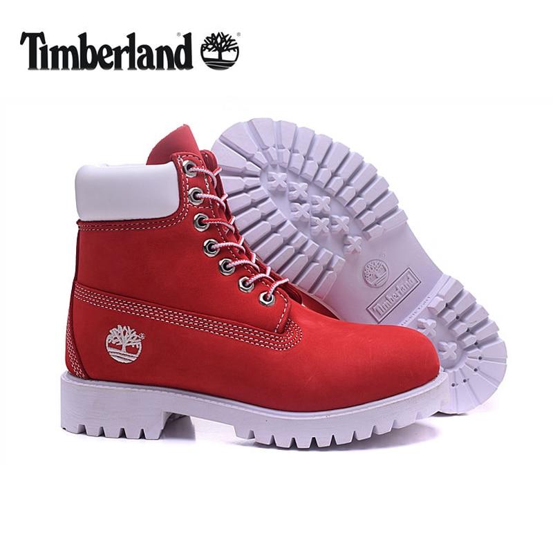 Original TIMBERLAND Men's 10061 Red