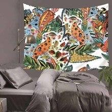 New Hippie Tapestry Printed Lotus Bohemia Mandala serviette plage Wall Hanging For Decoration Yoga Mat