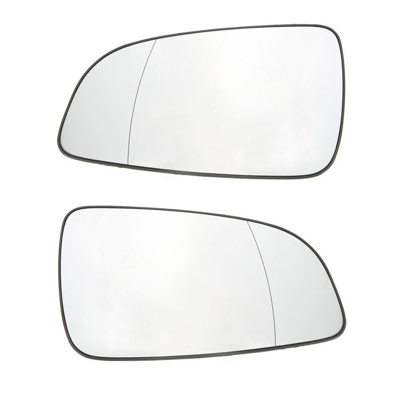 LEFT HAND 2004 to 2009 Vauxhall Tigra Wing Mirror With Base Heated