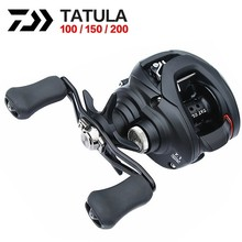 2019 Daiwa Original Tatula Baitcasting Reel 100H 100HS 100XS 150HS 200H 200HS 5KG low profile fishing reel Casting Reel 7BB+1RB