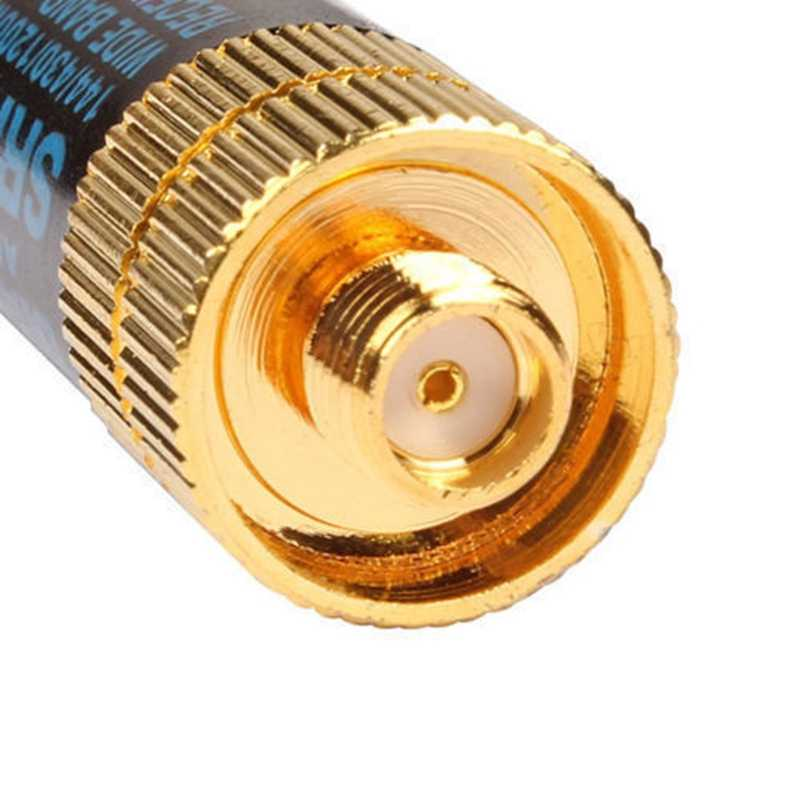 5 Stks/partij Dual Band Uhf + Vhf SRH805S Sma Female Antenne Voor Baofeng Uv-5r BF-888s Uv-82 UV-5RA Uv-5re TK3107 2107 10W 144/430Mhz