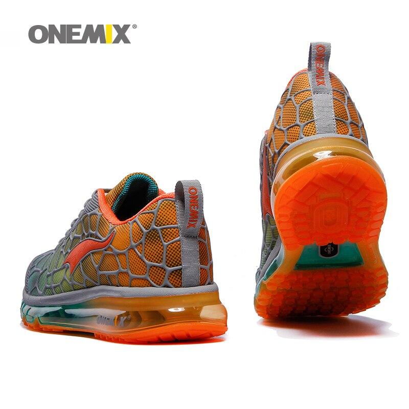 Sepatu Lari Pria Onemix Bernapas zapatillas hombre Sepatu Olahraga - Sepatu kets - Foto 6