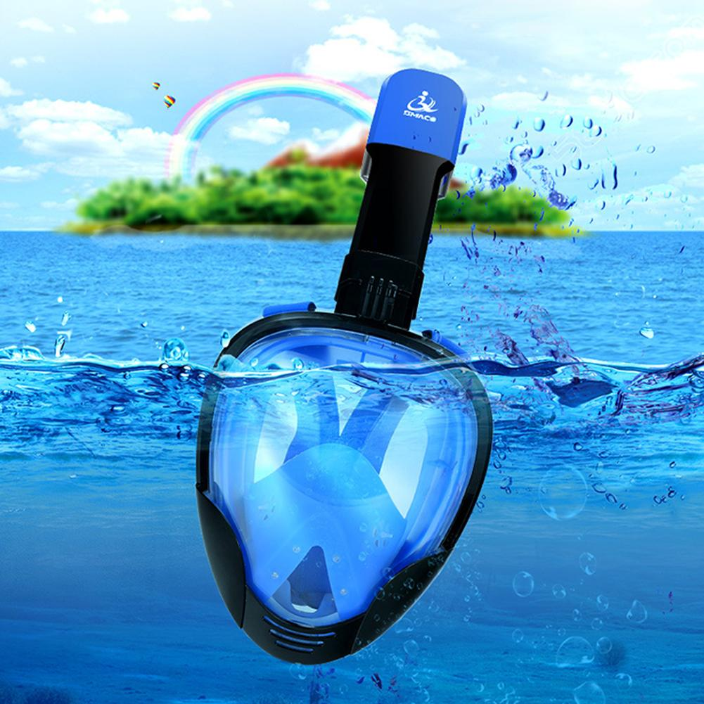 SMACO masque de plongée sous-marine respirant Anti-UV Anti-soleil