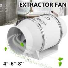"""3 размера """" 6"""" """" настенные окна туалеты монтируемый вытяжной вентилятор труба воздуховод вентилятор ABS удаление проветривать воздух Очистки Кухни"""