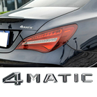 4MATIC Logo Badge St...