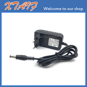 Image 1 - 9V 1A AC/DC Power Supply wall charger Adapter For Brother AD 24 AD 24ES LABEL PRINTER Power Supply Cord