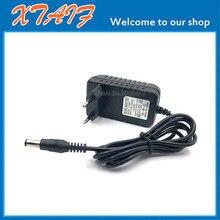 Adaptador de cargador de pared de fuente de alimentación de CA/CC 9 V 1A para Brother AD 24 AD 24ES cable de alimentación