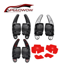SPEEDWOW Car Steering Wheel Shift Paddle Extension Auto DSG Direct Gear For VW Golf Jetta GTI MK6 R20 CC R36 Parts