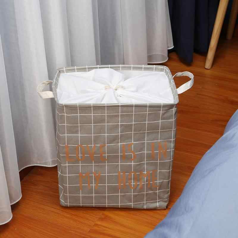 Folding Laundry Basket Storage