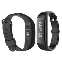 Lenovo HW01 Heart Rate Monitor Smart Wristband Sleep Manage Sports Track Bracelet Android iOS Pedometer