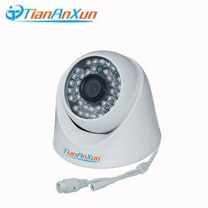 Tiananxun IP камера 1080P широкоугольная HD ip-камера домашняя купольная камера охранное видеонаблюдение 720P ночное видение Onvif