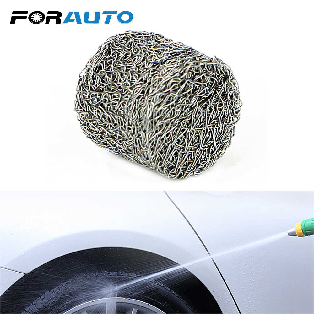 FORAUTO Snow Foam Lance Tablet Foam Lance Filter Mesh Filter  Spray Filter Chip Car Accessories Gas Particles Capture