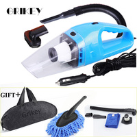 120W Portable car vacuum cleaner 12V Strong vacuum cleaner for machine Car Vacuum Cleaner Wet And Dry With Filter