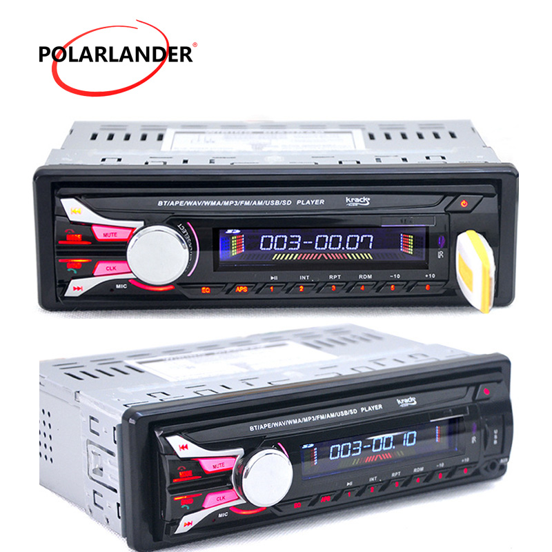 <font><b>radio</b></font> cassette <font><b>player</b></font> 12V <font><b>Bluetooth</b></font> <font><b>Car</b></font> <font><b>Radio</b></font> <font><b>MP3</b></font> Audio <font><b>Player</b></font> removable <font><b>Autoradio</b></font> <font><b>MP3</b></font> FM function /USB/<font><b>SD</b></font>/ In-Dash <font><b>1</b></font> <font><b>DIN</b></font> image