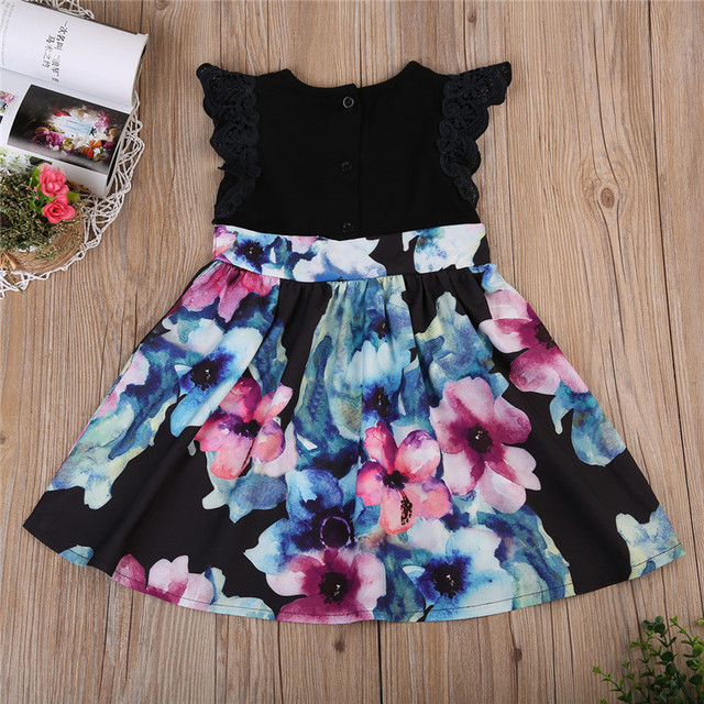 CANIS Family Mommy Mom And me Daughter Matching Clothes Set Girls Dresses Womens vest Top Floral Skirt Outfits Clothing Summer