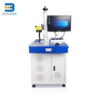 BCX Portable MAX Raycus IPG laser source Optional fiber laser marking machine