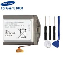 Original Replacement Battery EB-BR800ABU For Samsung Gear S4 SM-R800 SM-R810 SM-R805 R800 R810 R805 Rechargeable Battery 472mAh стоимость