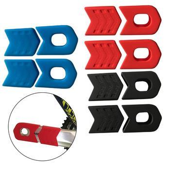 4Pcs Bicycle Non-slip Chainwheel Crank Protector 2