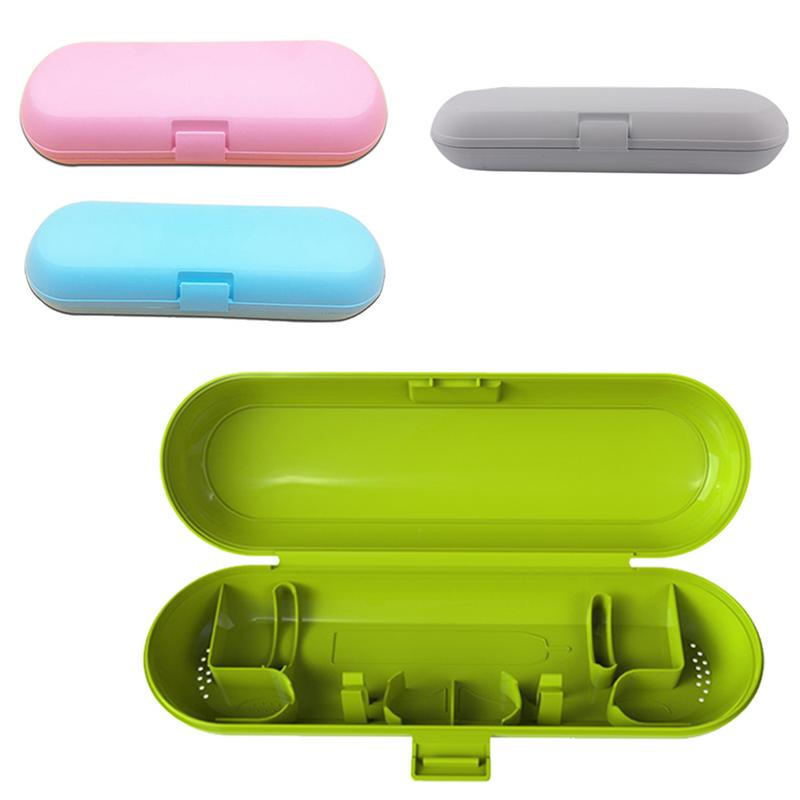 Electric Toothbrush Holder Travel Case For Braun For Oral B Camping Storage Case Box Outdoor Portable Tooth Brush Safe Holder 40