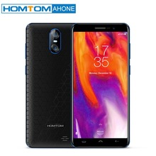 HOMTOM S12 18:9 Full Screen 3G Mobile Phone 5-inch Android 6.0 MTK6580 Quad Core 1GB RAM+8GB  Back Dual Cameras Smartphone