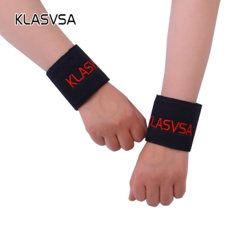 1 Pair Self-heating Tourmaline Wrist Far Infrared Ray Magnetic Therapy Brace Support Belt Tourmaline Massager Wrist Products