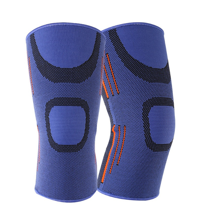 Knee Sleeve  Compression Knee Brace Extra Large Support For Running Basketball Crossfit Squats Weightlifting Arthritis Knee Pain