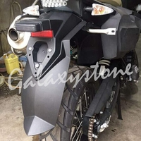 Motorcycle Rear Fender Fit for BMW F800GS/ADV/F700GS/F650GS 2008 2017 ABS Plastic Black New