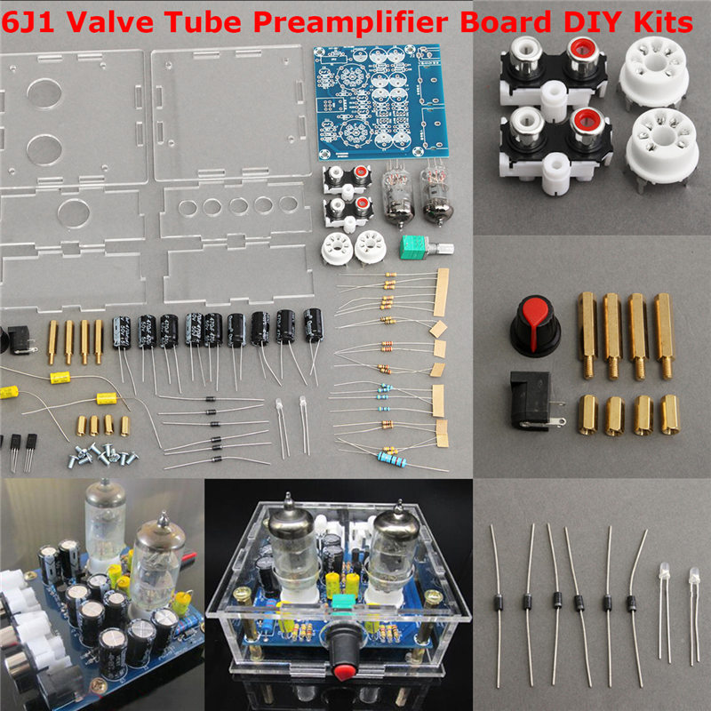 Worldwide delivery preamp tube diy kit in NaBaRa Online