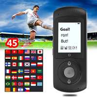 Portable Smart Voice Translator 2.0 Inch Screen 4GMini Wifi Intelligent Instant Voice Translator 45 Language Real Time Traductor