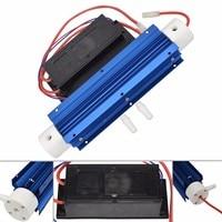 10G Quartz Tube Air Purifier Water Disinfection Treatment Suite Ozone Generator Kit Medical Ozone Generator Parts