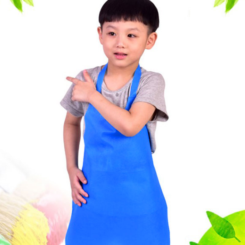 Back To Search Resultshome & Garden 1set Cute Kids Chef Apron Sets Child Cooking Painting Waterproof Kitchen Cooking Baking Painting Art Keep Clean Pocket Apron