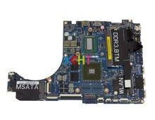 Оригинальная системная плата для ПК, ноутбука, протестированная системная плата, параметры QBL00/GT630M для Dell XPS 15/L521X