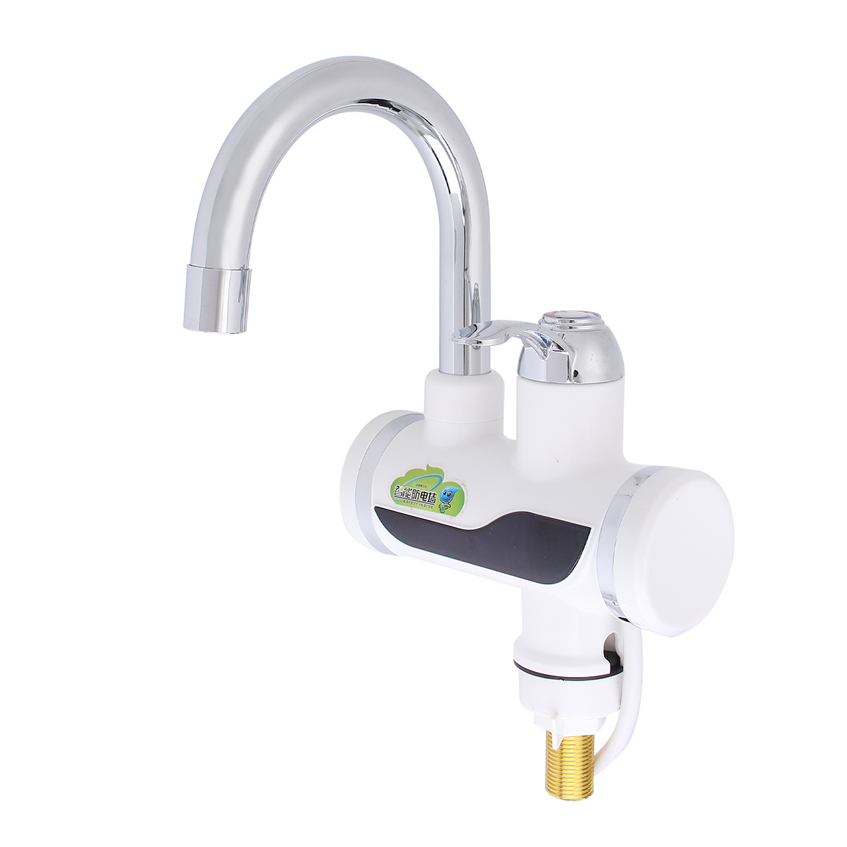 3000W 220V Electric Tankless Water Heater Instant Hot Water Faucet Heater Cold Heating Faucet Electric Water Heater