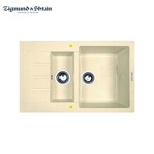 Кухонная мойка Zigmund & Shtain Rechteck 775.2