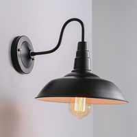 Vintage Style Industrial Wall Light lamp cover Indoor Outdoor Lighting Lampshade
