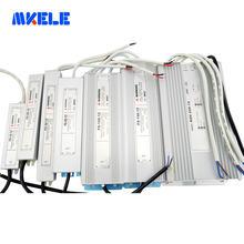 Водонепроницаемый светодиодный драйвер ip67 ac dc 12 В 15 в