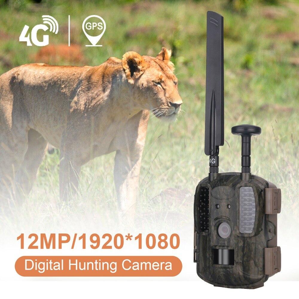 LTE GPS Trail Ov Kamera BL480LP Scouting Time Lazer HunterCam GPS / - Ovçuluq - Fotoqrafiya 2