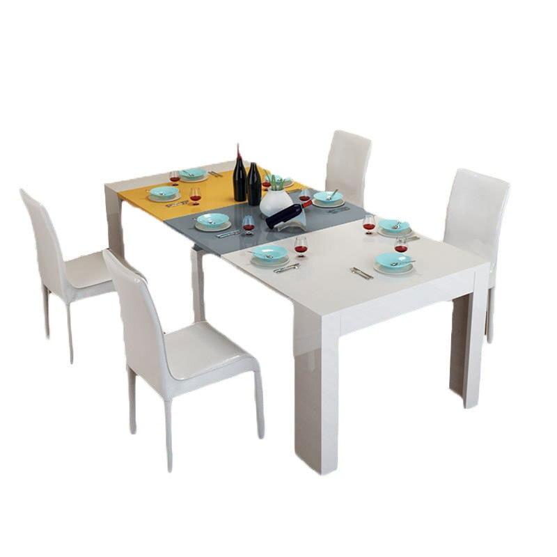 Moderne Tavolo Da Pranzo Tisch Meja Makan Set Juego Comedores Mueble bois De Jantar bureau Mesa Comedor Tablo Table De salle à manger