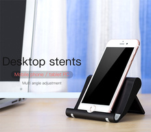 Phone Holder Stand For Universal Mobile Phone Tablets PC Accessories Adjustable Desk Phone Holder Mount For iPad iPhone Samsung