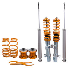 For VW UP for SEAT Mii Citigo Street Coilover Spring Strut Suspension Kit Coilovers 2011 2012 sale(China)