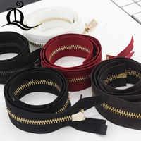Freies verschiffen, 5 #, 65 cm, 1 stücke hohe qualität schwarz metall-reißverschluss, DIY kleidung zubehör, Schneider Sewing Werkzeuge Bekleidungs Zubehör